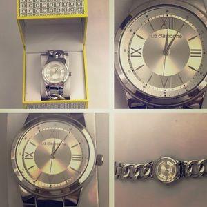 Liz Claiborne Watch: LC1170 Japanese Time Piece